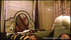 African Beauty Fucked By Euro Guy