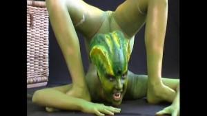 Flexi Jenny transformed into a