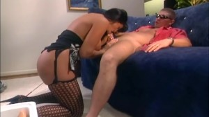Roleplay in sexy lingerie