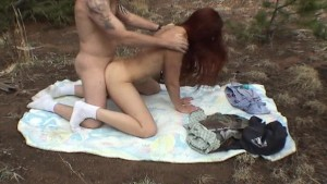 A Pussy Picnic