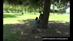 Public Park Fucking