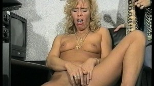 Another masturbation in front