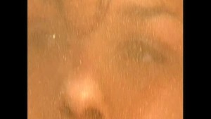 Radka looks so hot in her tight nylon dress