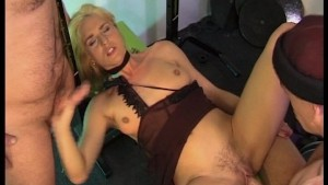 Horny MILF gets a real hard wo