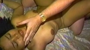Sexy Asian bathes in Ed s cum