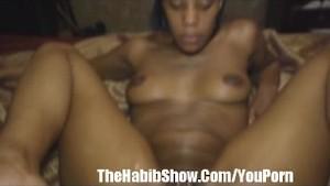 Ebony 22 year Old Amateur Sex Tape