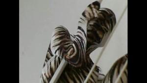 Flexible Sandy strips in spandex
