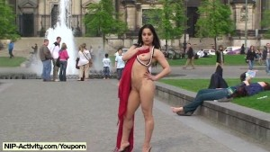 Spectacular Public Nudity Compilation!