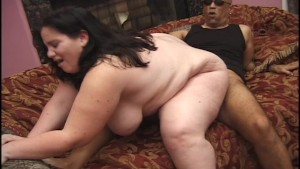 She needs two black guys to satisfy her (CLIP)