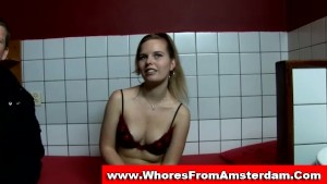 Real amsterdam hooker gives bl