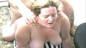BBW Wife Gets Creampie