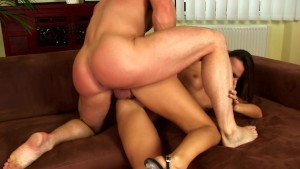 Young Slut Gets Pile-Driven Into The Couch – CzechSuperStars