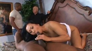 Asian Wife Sucks Black Cock, H