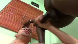 Big black cock in latino twink - Mavenhouse