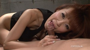 Misa Kikouden squeals during sex