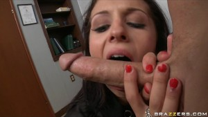 NATURAL TIT HOT BRUNETTE TEEN SLUT FUCKS BIG DICK