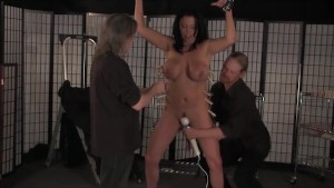 BDSM Three-Way: Daisy Duxe Sex Submissive