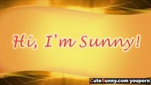 Cute Sunny Fucked Hard By BoyFriend