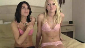 Hot Teenage Sisters Porn Interview Part 1