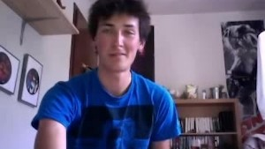 Cute Cam Boy Jerking Off