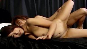 Akira Ichinose fucking and tit