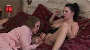 RayVeness and Dyanna Lauren ar