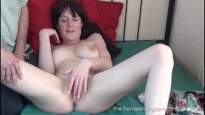 Samantha Bentley Orgasms Hard