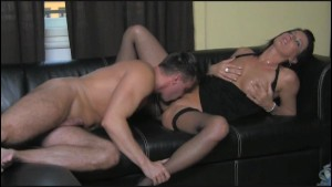 FemaleAgent. Cocky casting gets dominated