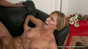 Horny Milf Makes Late Night Bo