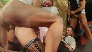 Belicia Avalos sits on a chair wearing a tight fi