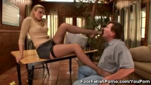Secretary s Kinky Feet