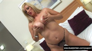 Busty Jenny Badeau s Bedroom Antics