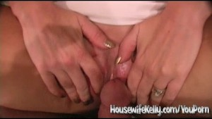 Swinger wife wants to fuck before the party