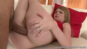 Young cutie getting her ass pu