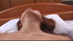 Beautiful Asian slut getting fucked hard