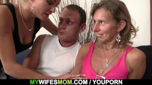 Daughter watches hubby fuck he