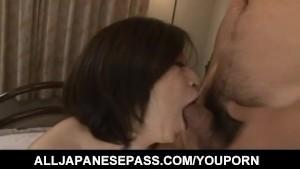 Yuuka Tsubasa fucked hard and left soaking wet