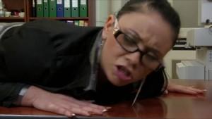 Anal Fucking the New Secretary at work
