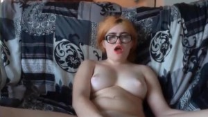 Horny Housewife Home Alone
