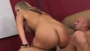 Big Booty Blonde Swallows Ever