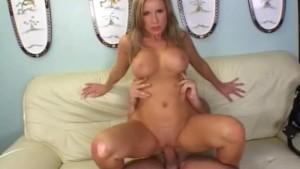 Busty Blonde Milf Honey Fucked