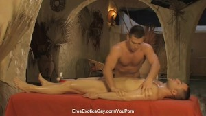 Intimate Gay Massage