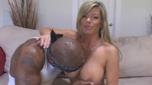 Big Titty Milf Shared With Big Cock
