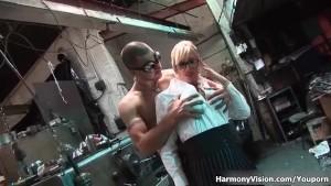 HarmonyVision Industrial Actio