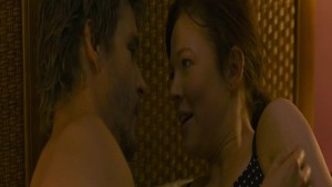 Sarah Snook - Sex Scene