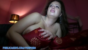 PublicAgent HD Huge Titted Bru