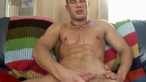 Stefan a Sexy and Uncut Euro Boy