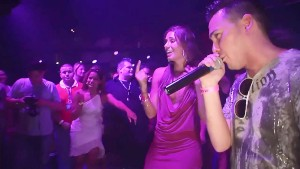 Nightclub flashers get down to party - DreamGirls
