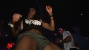 Babes tease at the club - DreamGirls