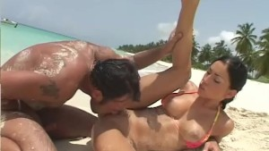 Hot Sandy Sex On The Beach - Third World Media